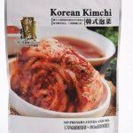 韓式泡菜-量販通路